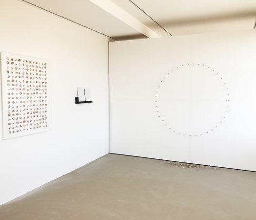 Installation-view-at-Biennale-del-disegno,-Museo-Della-città-di-Rimini,-2018...